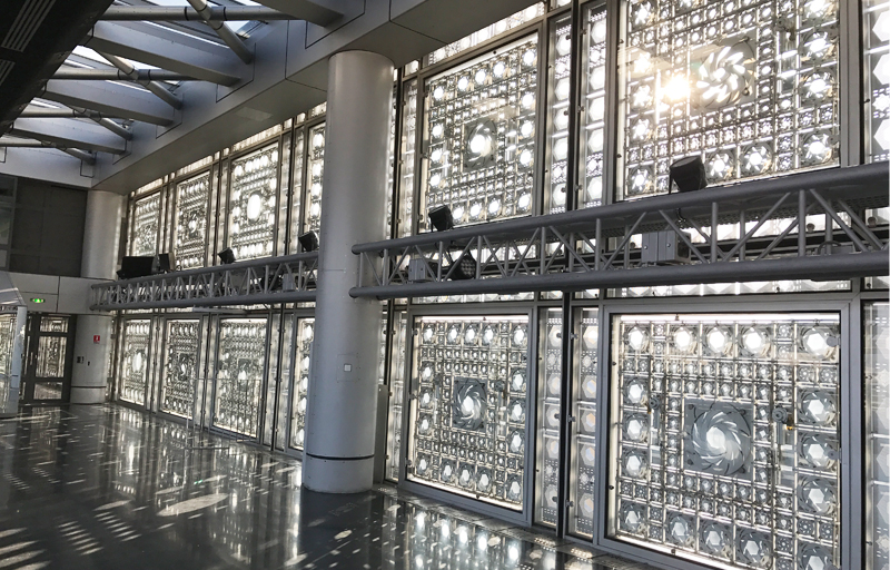 Institut du Monde Arabe - Paris
